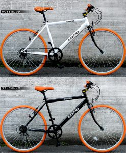 グラフィス GRAPHIS BIKE GR-001