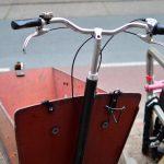 クロスバイク ブレーキ
