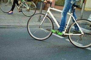 クロスバイク 汚れ