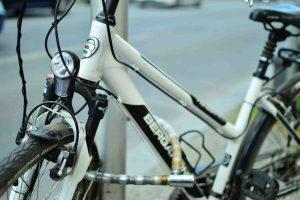 クロスバイク ライト