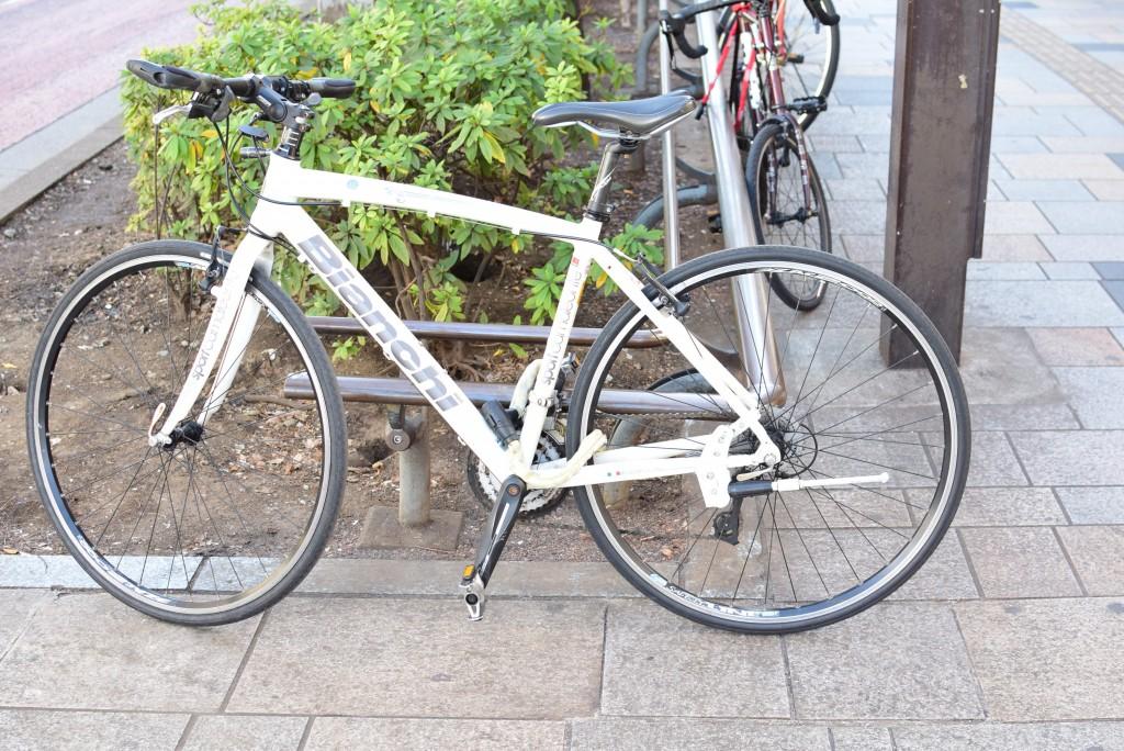 クロスバイク  (2)
