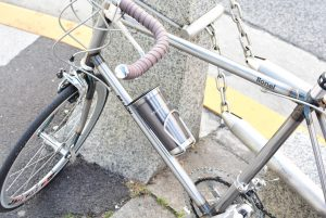 クロスバイク カスタム例