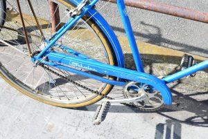 内装ギア クロスバイク