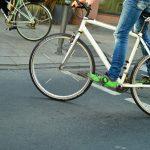 クロスバイク スピード