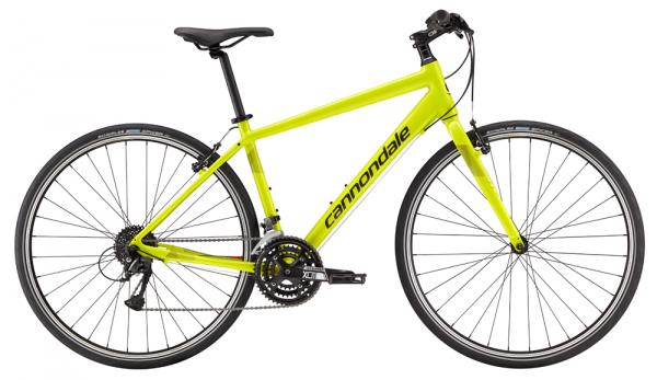 キャノンデールクイック6 2018年モデル クロスバイク