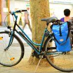 パニアバッグ クロスバイク