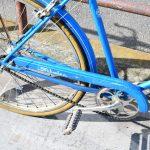 クロスバイク チェーン 錆び