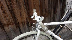 クロスバイク ブレーキ 変速のメンテナンス