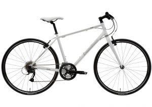 レイル700 人気のクロスバイク通勤
