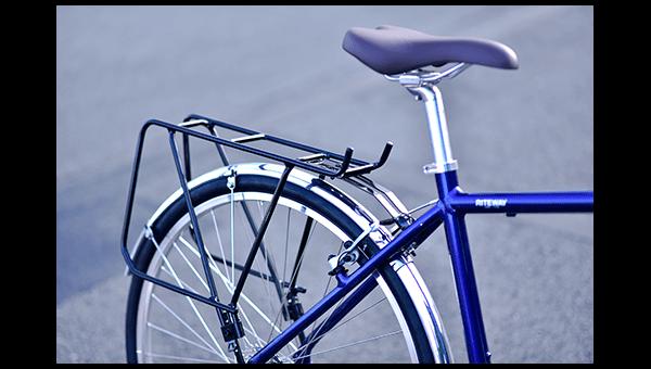 クロスバイク用人気のリアキャリア