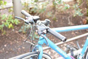 クロスバイク 変速調整 ブレーキ調整