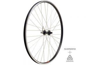 シマノアラヤクロスバイク用ディスクブレーキホイール