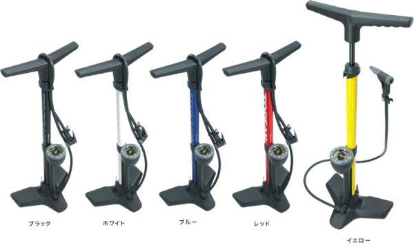 トピークジョーブローMAX HP クロスバイク用空気入れ