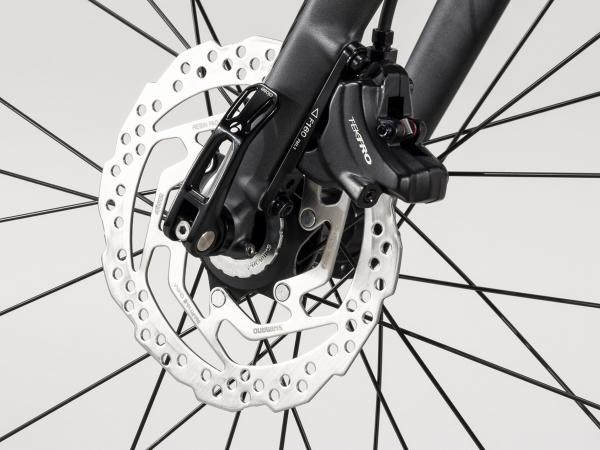 クロスバイクのディスクブレーキメンテナンス調整方法