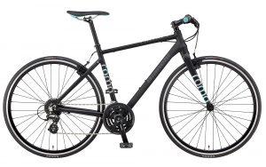 bianchi roma4 crossbike black