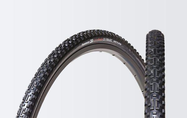 シクロクロス用32Cタイヤをクロスバイクに装着