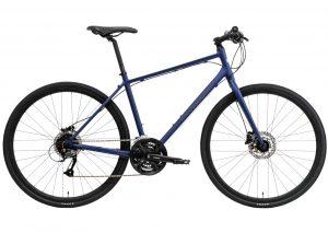 レイル700C コーダブルームのクロスバイク比較