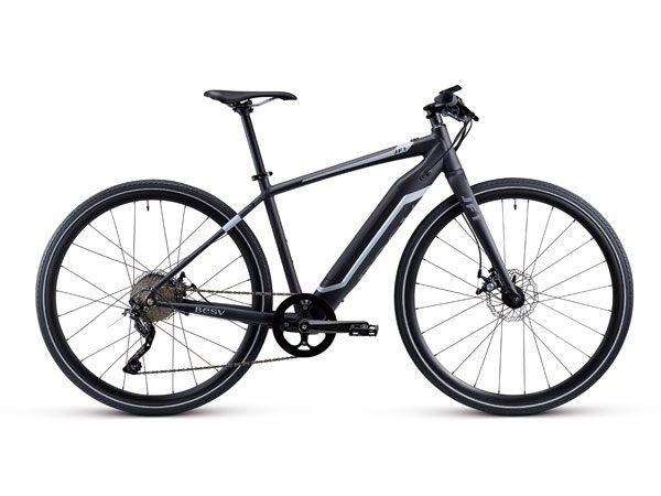 BESV JF1電動アシストクロスバイク