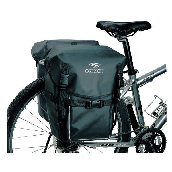クロスバイク用パニアバッグ 自転車通勤