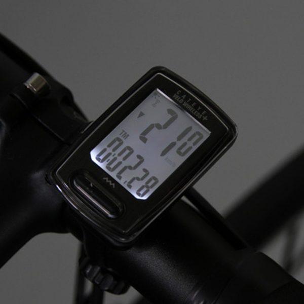 クロスバイク用サイクルコンピューター