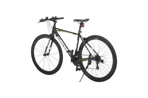 カノーバ―のクロスバイクの評価 CAC-028-CC KRNOS (クロノス)