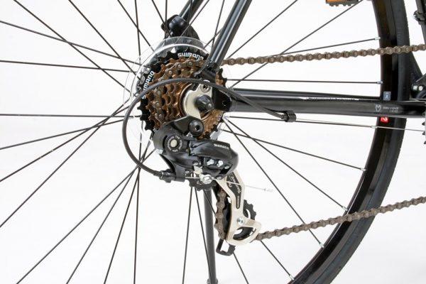 カノーバ―クロスバイク VENUS(ビーナス)のリアディレーラー性能比較