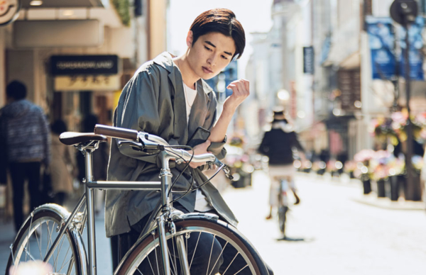 スタイルスのカッコいいクロスバイク