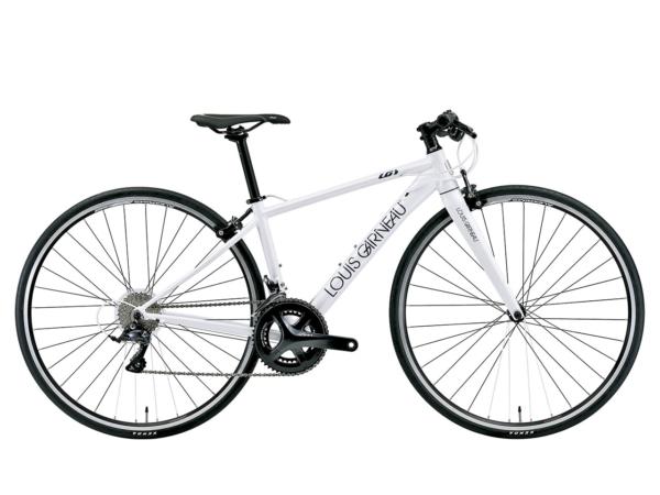 アビエーター9 ルイガノのクロスバイクの評価