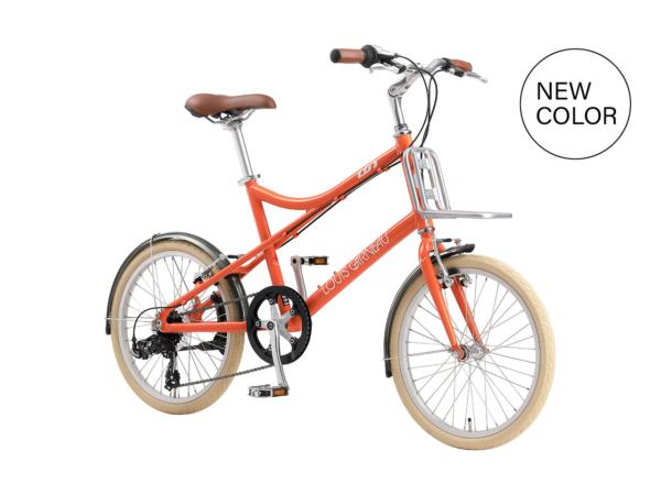 イーゼル7 ミニベロクロスバイク ルイガノ2020