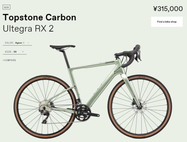 トップストーンカーボンRX2
